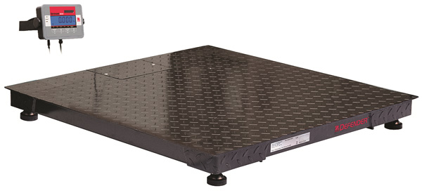 奥豪斯DF32M3000BLXZH电子平台秤