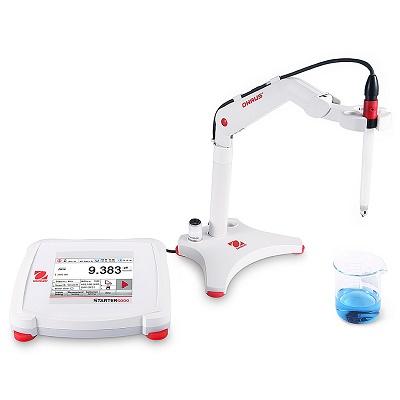 奥豪斯ST5000/B专业实验室pH计
